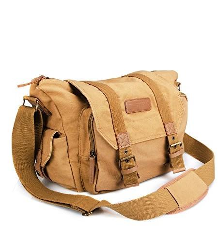 BESTEK-Umhngetasche-SLR-Kameratasche-Regenschutz-Staubschutz-mit-Innenfutter-fr-Spiegelreflexkameras-und-Zubehr-0