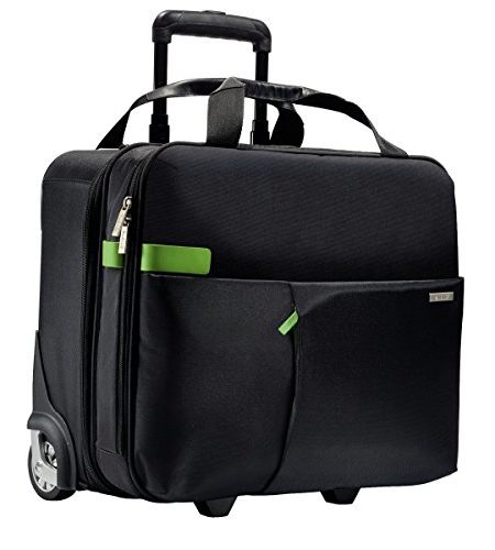 Leitz-60590095-Complete-Handgepck-Trolley-Smart-Traveller-schwarz-0