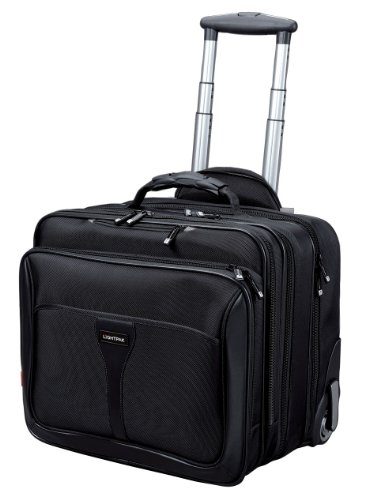 Lightpak-46102-Business-Trolley-Executive-Line-BRAVO-2-aus-Nylon-schwarz-0