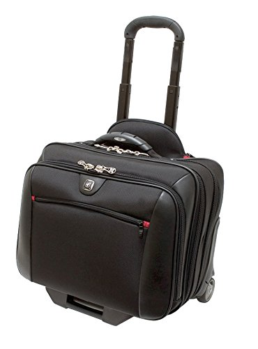 Swissgear-GA-7001-02F00-Comp-U-Roller-doppelt-fr-Laptops-bis-17-Zoll-Schwarz-0