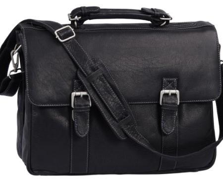 Oxford-Aktentasche-LEAS-in-Echt-Leder-schwarz-LEAS-Classic-Bags-0