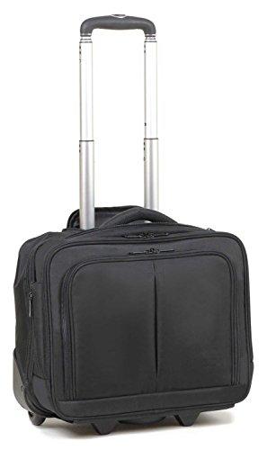 16-Zoll-Notebook-Business-Trolley-Reisetasche-Trolley-Handgepck-Tasche-und-Rollen-44-x-35-x-20-cm-0