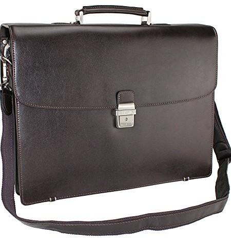 LEDER-Herren-Tasche-Arbeitstasche-Aktentasche-Tasche-Akten-Tasche-Umhngetasche-Schultertasche-Dokumenten-Business-Bro-0