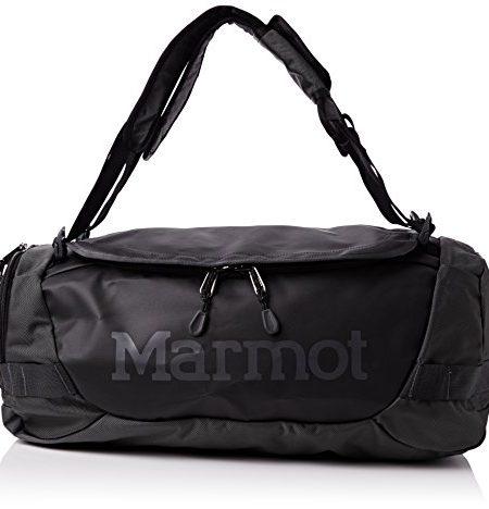 Marmot-Tasche-Long-Hauler-Duffle-Bag-Large-Slate-GreyBlack-73-x-32-x-32-cm-75-Liter-26820-1444-0