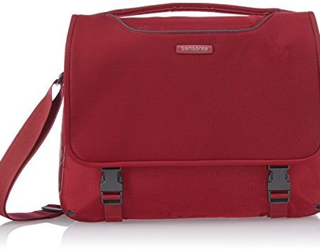 Samsonite-Laptoptasche-B-LITE-FRESH-LAPTOP-MESSENGER-BAG-RASPBERRY-0