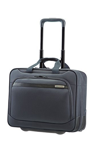 Samsonite-Vectura-Trolley-396-cm-156-Zoll-Grau-Sea-Grey-0