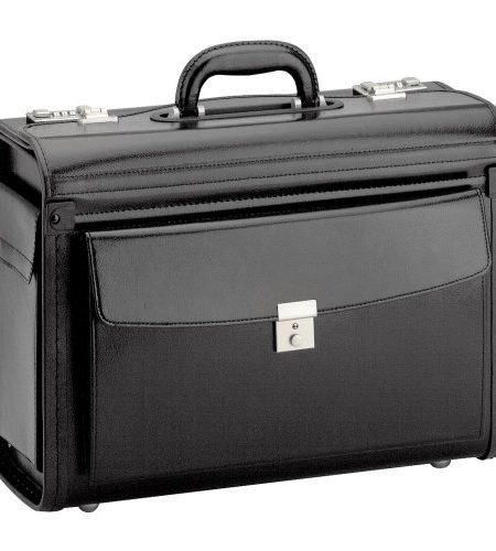 dn-Business-Travel-Pilotenkoffer-46-cm-Leder-schwarz-0