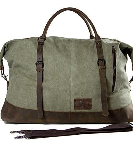 Canvas-Reisetasche-Ketty-Long-VENEDIG-Handgefertigt-Vintage-Damen-Bffel-Leder-Einzigartiges-Design-Schultertasche-Designertasche-Einzigartig-Stadttasche-0