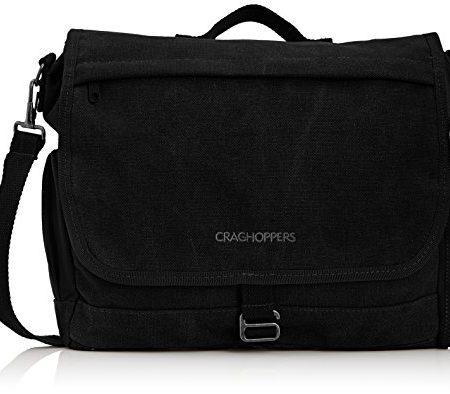 Craghoppers-Reisetasche-Lifestyle-Umhngetasche-Black-30-x-32-x-10-cm-9-Liter-CER5057-800000-0