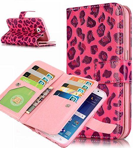 Ecoway-Schutzhlle-Cover-Handyhlle-Ledertasche-Brieftasche-Etui-fr-Samsung-Galaxy-S6-edge-3D-Gemalte-Entlastung-Muster-Design-Folio-PU-Leder-Tasche-Case-Hlle-im-BookStyle-mit-9-Kartenfcher-PU-Leder-Hll-0