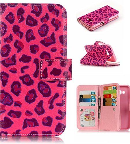 Ecoway-Schutzhlle-Cover-Handyhlle-Ledertasche-Brieftasche-Etui-fr-Samsung-galaxy-J5-3D-Gemalte-Entlastung-Muster-Design-Folio-PU-Leder-Tasche-Case-Hlle-im-BookStyle-mit-9-Kartenfcher-PU-Leder-Hlle-Wal-0