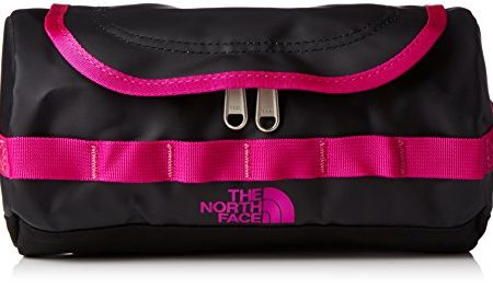 The-North-Face-Unisex-Reisetasche-Base-Camp-Tnf-BlackLuminous-Pink-24-x-125-x-125-cm-35-Liter-T0ASTPCGA-0