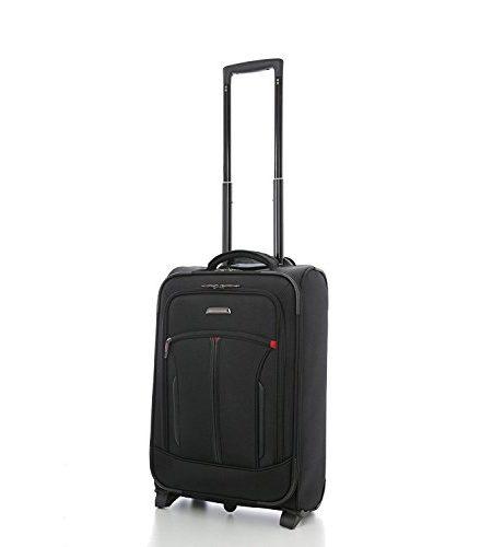 Aerolite-55x35x20cm-IATA-Handgepck-Koffer-Tasche-Laptop-Tasche-Business-Taschen-Notebooktasche-Zugelassen-fr-Ryanair-Easyjet-und-BA-Schwarz-0