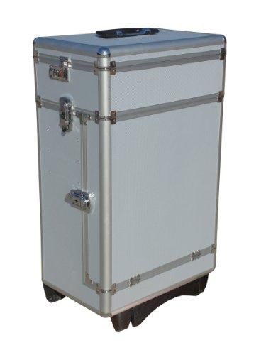 alu trolley kosmetikkoffer pilotenkoffer beauty koffer case. Black Bedroom Furniture Sets. Home Design Ideas