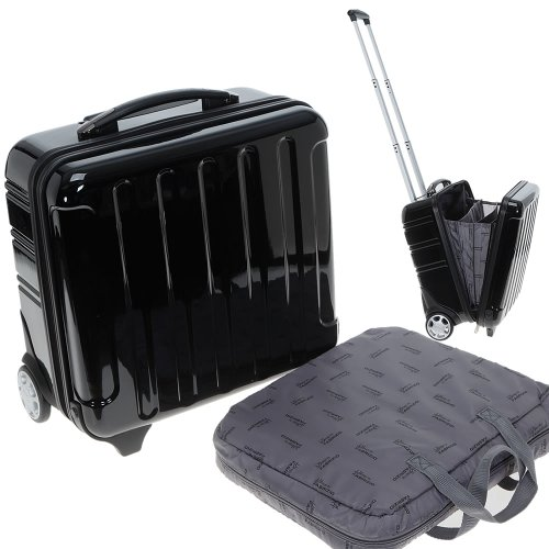 fabrizio trolley protect laptoptrolley hartschale. Black Bedroom Furniture Sets. Home Design Ideas