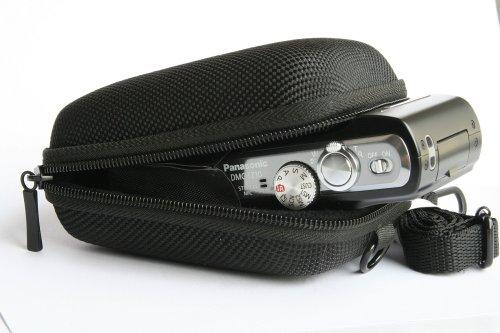 KAMERA TASCHE schwarz für CANON Powershot SX240 SX260 SX270 SX280 S100 S110
