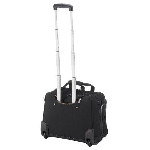 camel active koffer journey 44 cm 26 liter schwarz b00. Black Bedroom Furniture Sets. Home Design Ideas