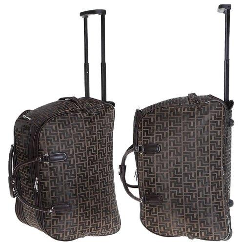 trolley fashion rollreisetasche 54 cm 60 liter. Black Bedroom Furniture Sets. Home Design Ideas