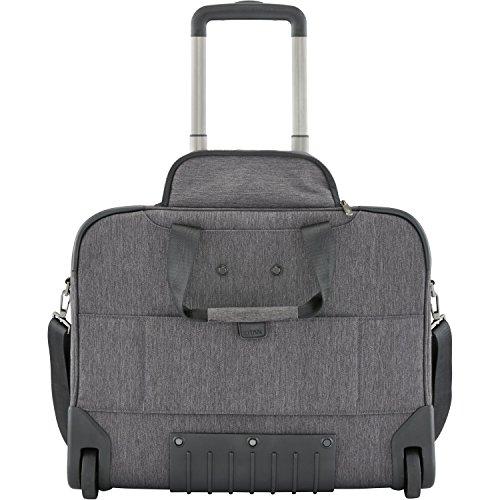 titan valise trolley business power pack gris koffer 48. Black Bedroom Furniture Sets. Home Design Ideas