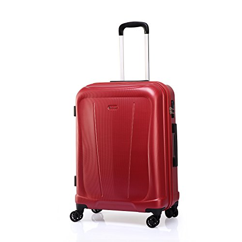 verage hero handgep ck koffer rot s 48cm 19 trolley. Black Bedroom Furniture Sets. Home Design Ideas