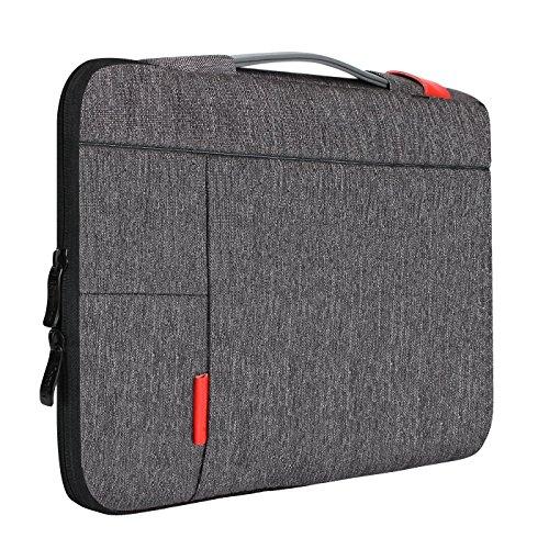 icozzier 13 13 3 zoll laptoptasche mit griff tragbare laptoptasche sleeve h lle schutztasche f r. Black Bedroom Furniture Sets. Home Design Ideas