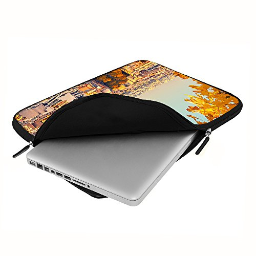 pedea design schutzh lle notebook tasche bis 17 3 zoll 43 9cm parisian sunset. Black Bedroom Furniture Sets. Home Design Ideas